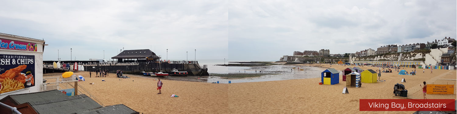 Images of Viking Bay, Broadstairs