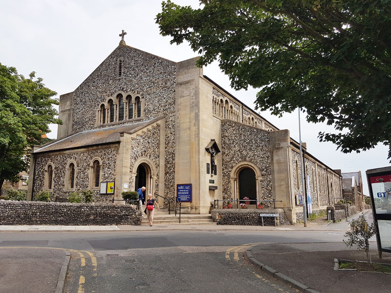 Image of Holy Trinity church, Broadstairs