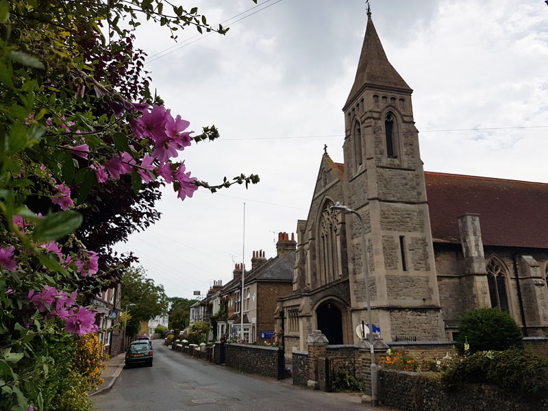 Image of St Andrew's church, Reading Street